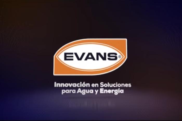 Evans®, 35 años de innovación en soluciones para agua y energía