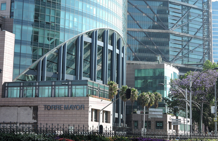 Torre Reforma, innovación en México