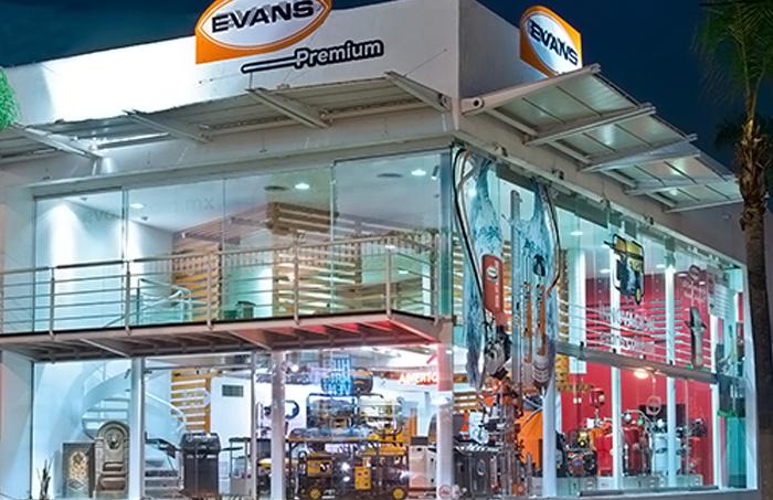 Tiendas Evans, ejemplo de innovación en México