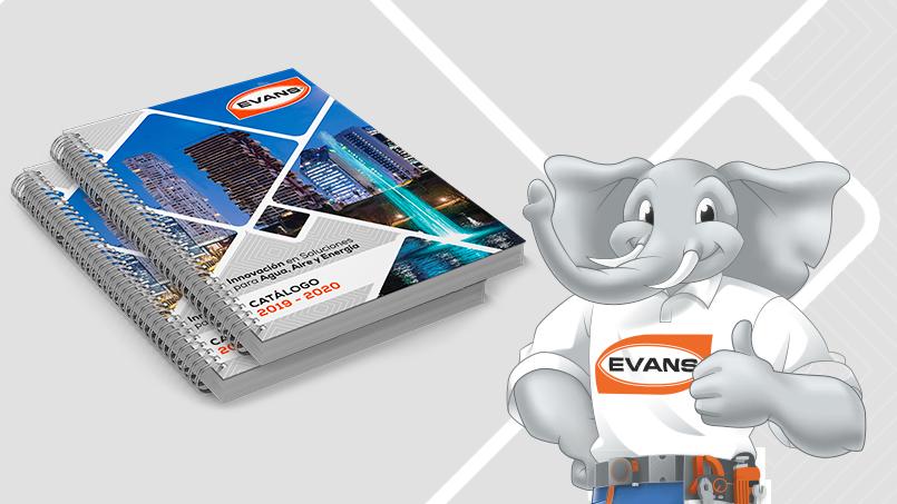 Catálogo Evans® 2019-2020