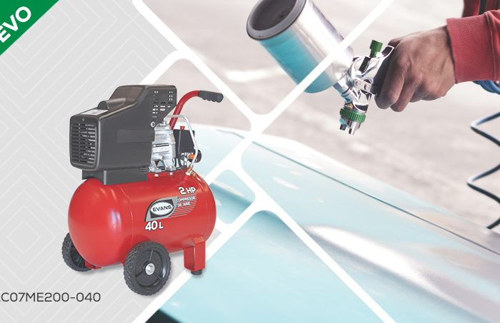 Compresor coaxial, ideal para tu hogar.