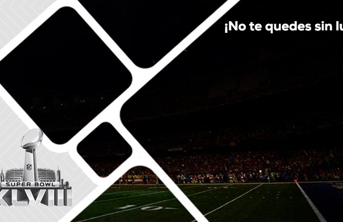 ¿Recuerdas el apagón en la final del Super Bowl en el estadio Mercedes-Benz?